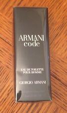 Armani Code PROFUMO By Giorgio Armani Men Cologne Spray 0.5 OZ 15 ML SEALED BOX