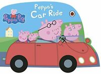 Peppa Pig: Peppa's Car Ride by Ladybird Book The Cheap Fast Free Post