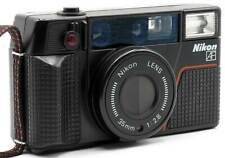Nikon L35 AF2 - 35mm 1:2,8 - Kompaktkamera analog -