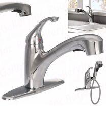 Trending @ $65!  American Standard Jardin PullOut Sprayer Kitchen Faucet Chrome