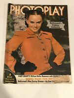PHOTOPLAY MAGAZINE - November, 1940 - PAULETTE GODDARD