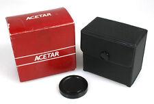 HARD CASE FOR MINOLTA FREEDOM TELECONVERTER IN ORIG. BOX