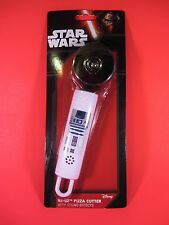 Star Wars R2D2 Pizza Cutter with Sound Effects Lucasfilm Disney MINT MIMP