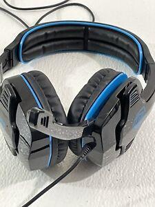 SADES SA-708 Green Headsets