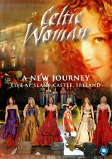 Celtic Woman: A New Journey Music DVD NEW Live At Slane Castle Ireland REGION 4