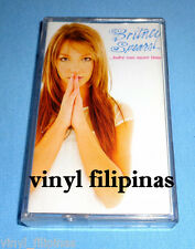 PHILIPPINES:BRITNEY SPEARS - ...Baby One More Time,TAPE,Cassette,RARE,VHTF