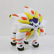 Pokemon Center Solgaleo Sun&Moon Stuffed Plush Doll New Toy Gift 10''