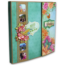 "Heartfelt Creations 12"" x 12"" Insta-Album - Kraft HCIA1-470"
