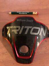 BRAND NEW 2017 Wilson Triton Driver carbon fiber Sole Plate