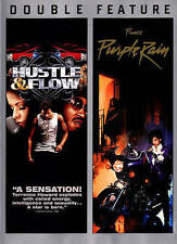 Hustle and Flow/Purple Rain (DVD, 2014, 2-Disc Set)