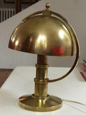 Lampe En Laiton Moderniste - Clement Nauny Maison Desny  1930