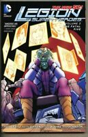 GN/TPB Legion Of Super-Heroes Volume 3 Three 2014 nm 9.4 DC 1st 212 pgs New 52