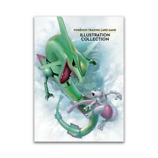 Pokemon Illustration Book from Super Premium Collection 10 Brand new & sealed!