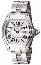 Cartier Women's Roadster Swiss Quartz 100m Stainless Steel Watch W62016V3