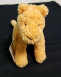 Gund Classic Pooh RARE Tigger Orange Disney's Stuffed Plush