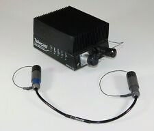 Telecast Fiber System Power Plus Video Camera Power Supply with Remote Cable