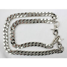 Biker Chopper Doppel Monster Leash Wallet Chain Schlüsselkette Geldbörsen Kette