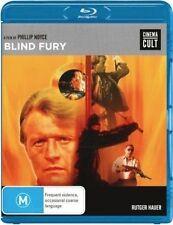 BLIND FURY (Rutger Hauer)   BLU RAY - Sealed Region B