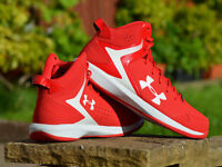 Under Armour Men's Lockdown Basketball Shoes (RRP:£105)