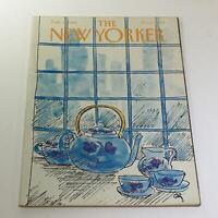 The New Yorker: February 9 1981 Full Magazine/Theme Cover Arthur Getz
