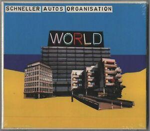 Schneller Autos Organisation – World (2003) (CD 2010) Deutschpunk EA80 Wipers
