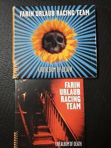CD Die Ärzte Farin Urlaub Racing Team Livealbum of Death