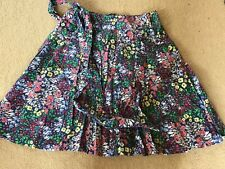 M&Co Bold Flower Print Fit and Flare Skirt Sz 14 Immaculate Condition Lined