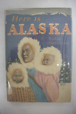 1943 Signed First Edition ALASKA Evelyn Stefansson*Arctic Exploration*Vilhjalmur