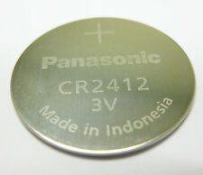 PANASONIC CR 2412 LITHIUM 3V BATTERY FOR 8F32 8F33 8F56