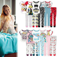 DISNEY MARVEL Womens Ladies Official Pyjama Set Pjs Pyjamas Nightwear Loungewear