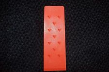 "2 Pack of Chain Saw Felling Wedge, 10"" Plastic Wedge, Free Your Stuck Chain Saw"