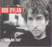 BOB DYLAN - love and theft CD SACD version