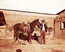 OK CORRAL PHOTO TOMBSTONE ARIZONA 1883 WYATT EARP DOC HOLLIDAY GUNFIGHT  #20976