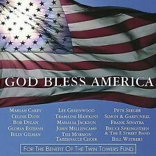 God Bless America [Sony] by Various Artists (CD, Oct-2001, Columbia (USA))