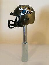 Jacksonville Jaguars Mini Helmet NFL Beer Tap Handle Football Kegerator Riddell