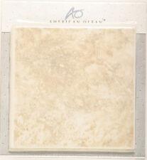 2 Pack American Olean Sn4669 6x6 Bullnose Corner Ceramic Tiles Se15-Cream