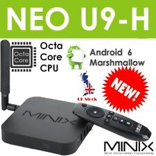 Authorized Distributor: 2017 Minix Neo U9H S912 Octa Core Android 6 TV Box