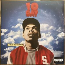 CHANCE THE RAPPER - 10 DAY - LP 2X12 VINYL BLUE WHITE MERGE COLORED NEW SEALED