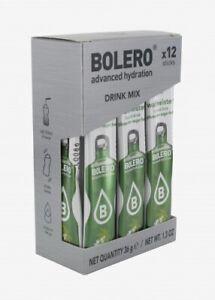 Bolero Waldmeister Drink - Instant Getränkepulver - 12 Sticks