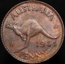 More details for 1944 | australia george vi penny | bronze | coins | km coins