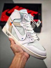 Nike Air Jordan 1 X Offwhite White/UNC/Chicago