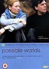 Possible Worlds a film by Robert Lepage Tilda Swinton Tom McCamus NEW vhs Video