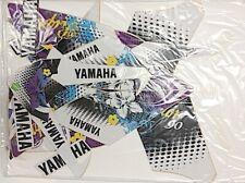 2011 Yamaha Raptor 90 Graphic Kit Gytr Brand New Stickers Emblems Atv Kids