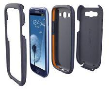 Housses et coques anti-chocs bleus pour téléphone mobile et assistant personnel (PDA) Samsung