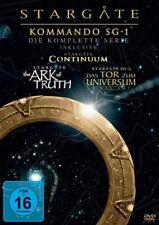 Stargate Kommando SG-1 - Die komplette Serie - 62 DVD Box