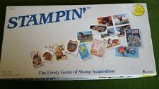 Stampin' Game of Stamp Acquisition board Used! Rainy Day Designs 1989