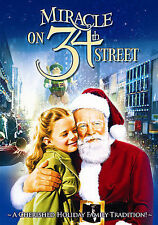 Miracle On 34th St (bw) DVD, ,