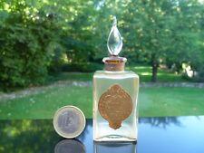 Flacon Ancien - Parfumerie MICHA Paris - Parfum - Vide - Perfume Bottle