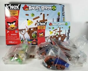 Angry Birds Space K'nex All Hams On Deck Knex Building Set Pig 72457 Open Box