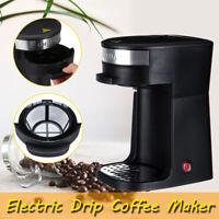 Electric Household Drip Type Coffee Tea Maker Espresso Machine Automatic